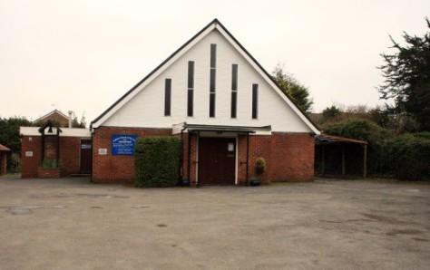 Catholic Church Hedge End