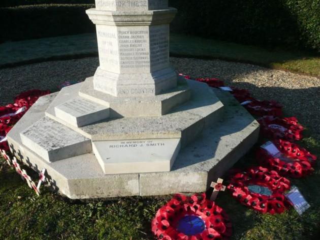 Hedge End War Memorial